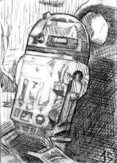 PSC: R2 Peeks In by JasonShoemaker