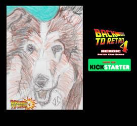 Back To Retro 4 Heroic Kickstarter Promo