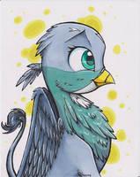 Gabby Portrait ! by Fanch1
