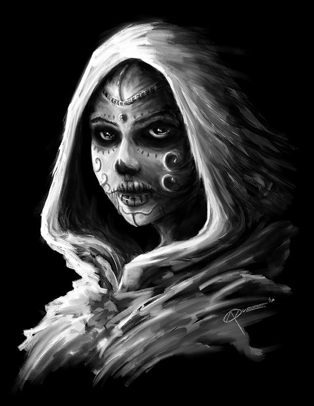 Skull by DAA-TRUTH