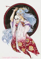Fatal Beauty by Ejderha-Arts