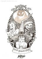 Inktober 2017 #27 Mask by Ejderha-Arts