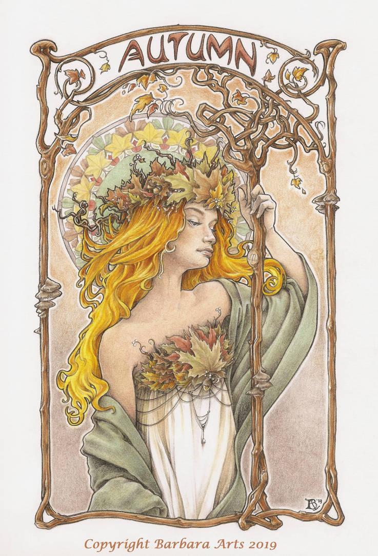 Autumn by Ejderha-Arts