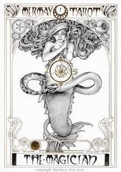 MerMay 2020 Tarot - 1. The Magician