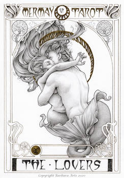 MerMay Tarot 2020 - 6. The Lovers