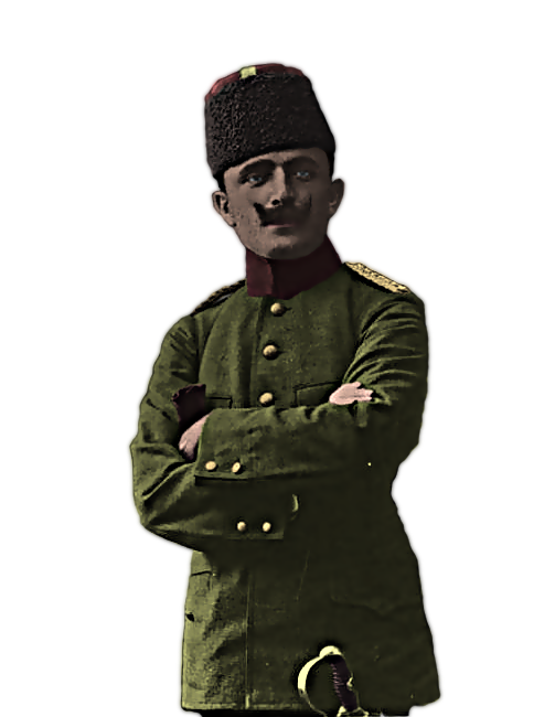 enver pasha and the britain Enver pasha is considered to be one of those principally responsible for the armenian genocide great britain ismaïl enver pacha.