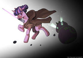 jedi twilght and SPIKE-8 by PK4G