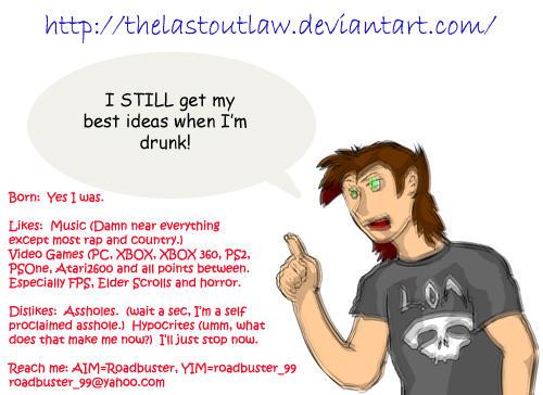 TheLastOutlaw's Profile Picture