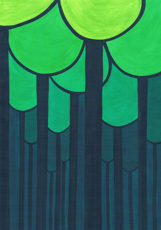 um trees by essencestudios