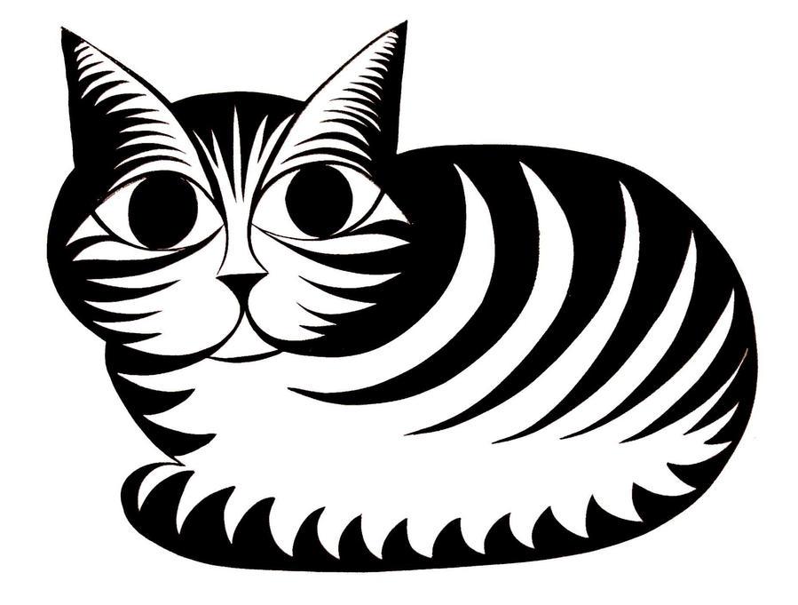kittydoodle wip by essencestudios
