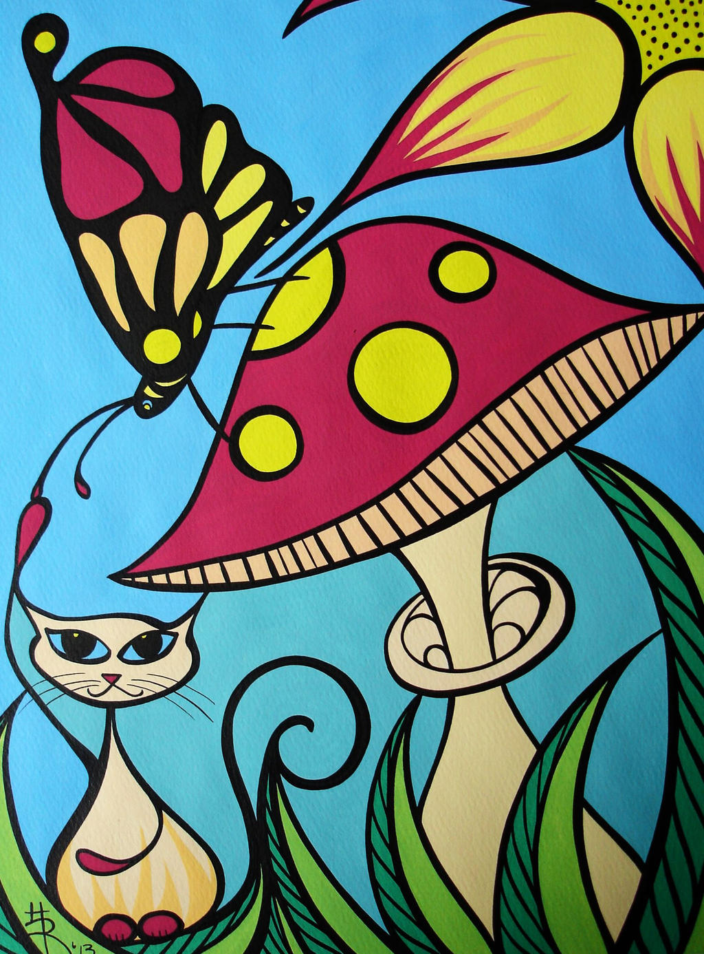 Flutter By by essencestudios