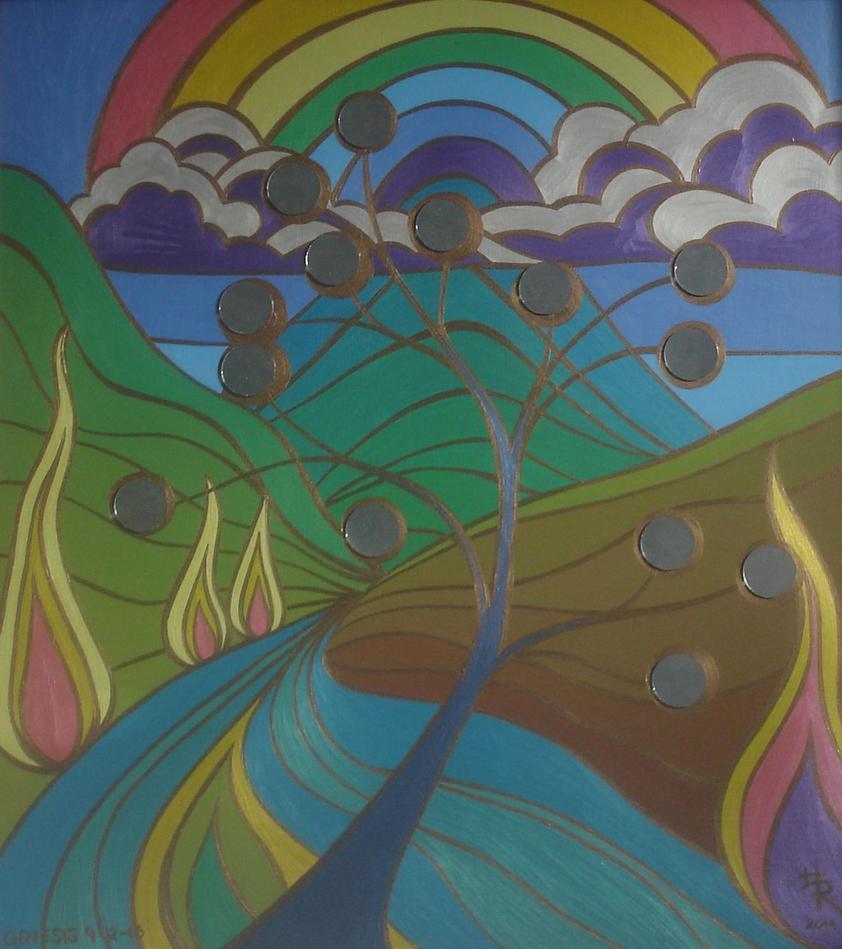 The Rainbow Covenant by essencestudios
