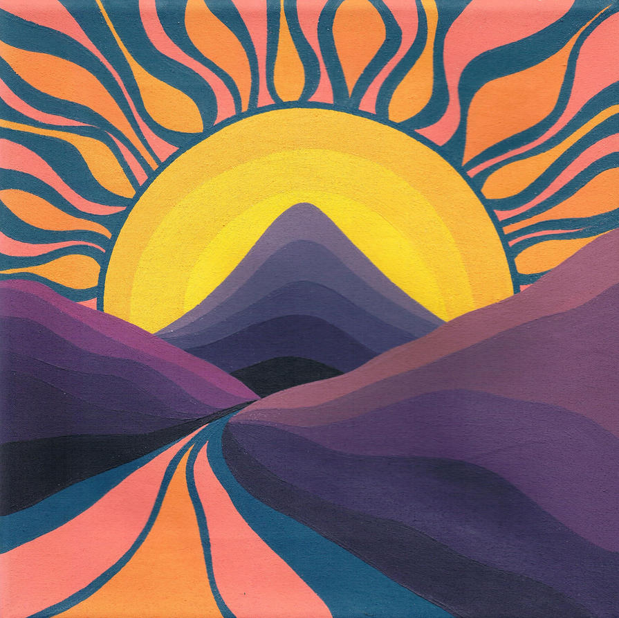 Jehovahs Mountain 3 by essencestudios