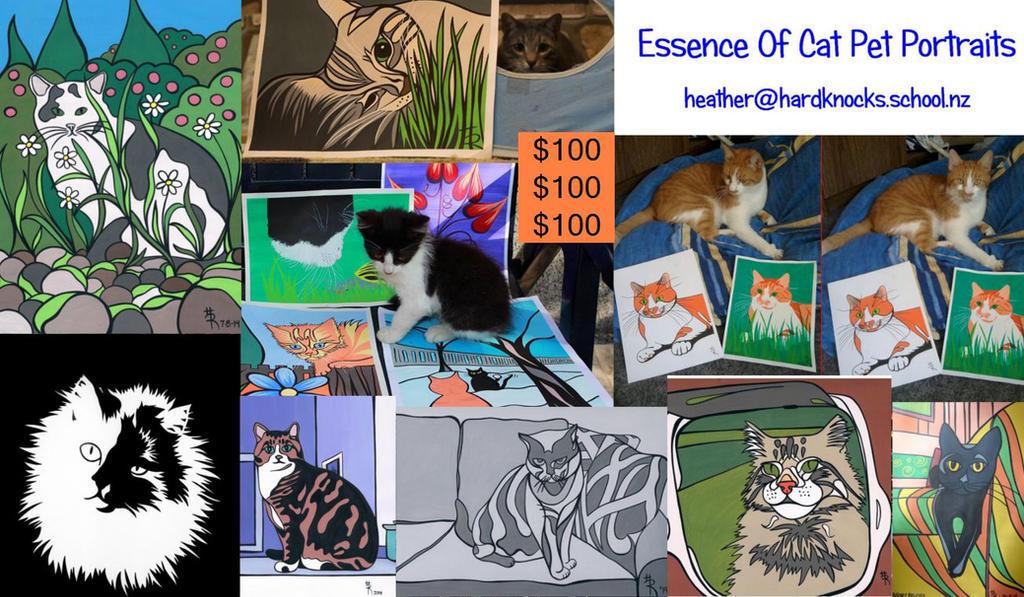 Esscat100 by essencestudios