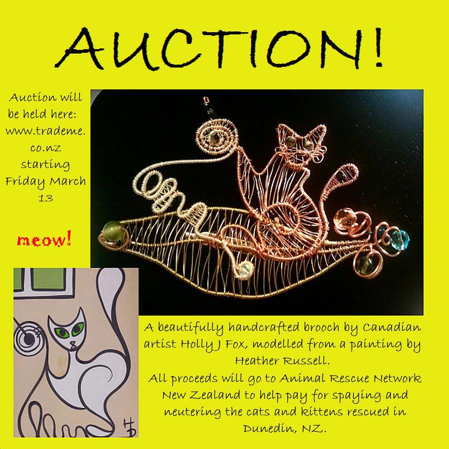 auction by essencestudios