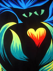 Black Cat by essencestudios