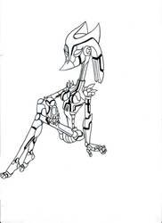 Ancient Robot by ImagineRabbit