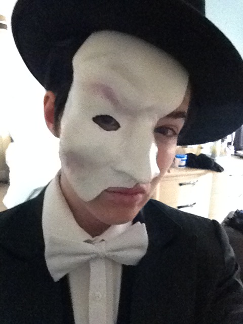 POTO: Erik Cosplay Test by LSPcosplay