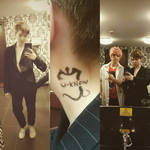 TVXQ! Mirotic U-KNOW Yunho Cosplay by LSPcosplay