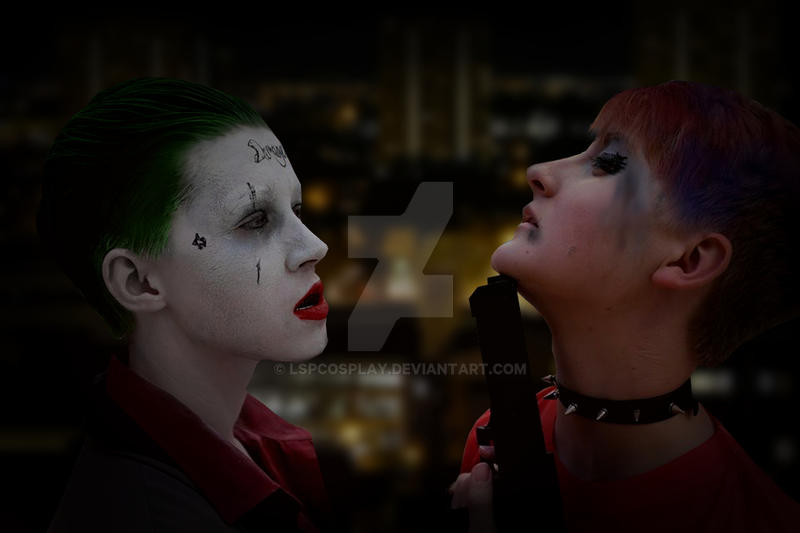 Suicide Squad: I'm Not Gonna Kill Ya by LSPcosplay