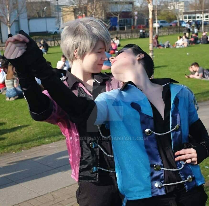 Yuri On Ice: Stay Close To Me by LSPcosplay
