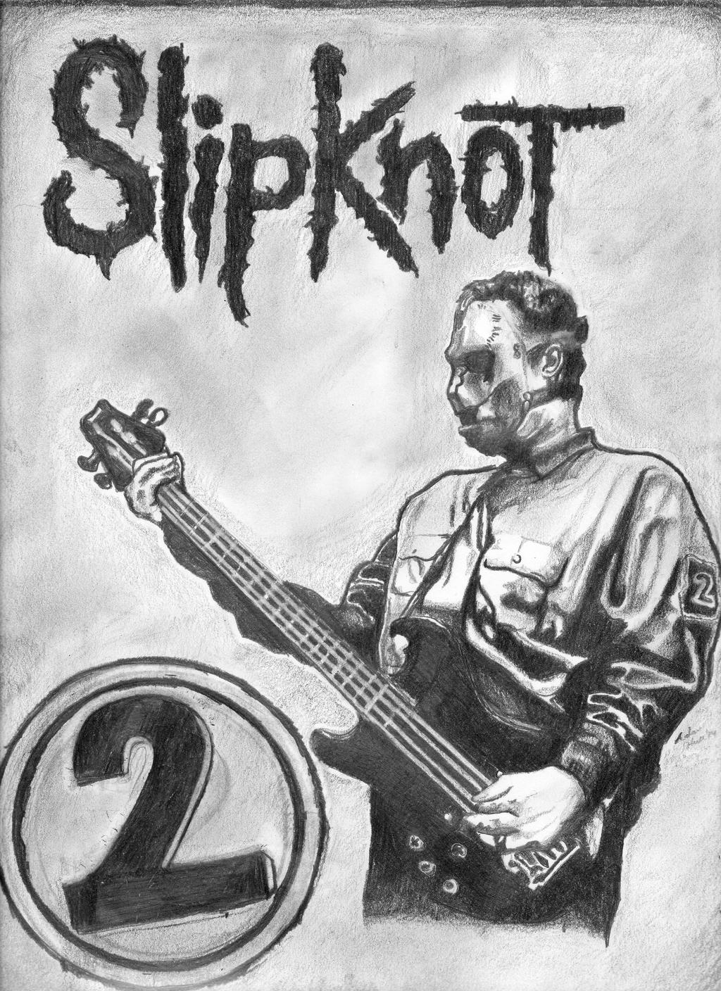 #2- Paul Gray by cheeseball3434