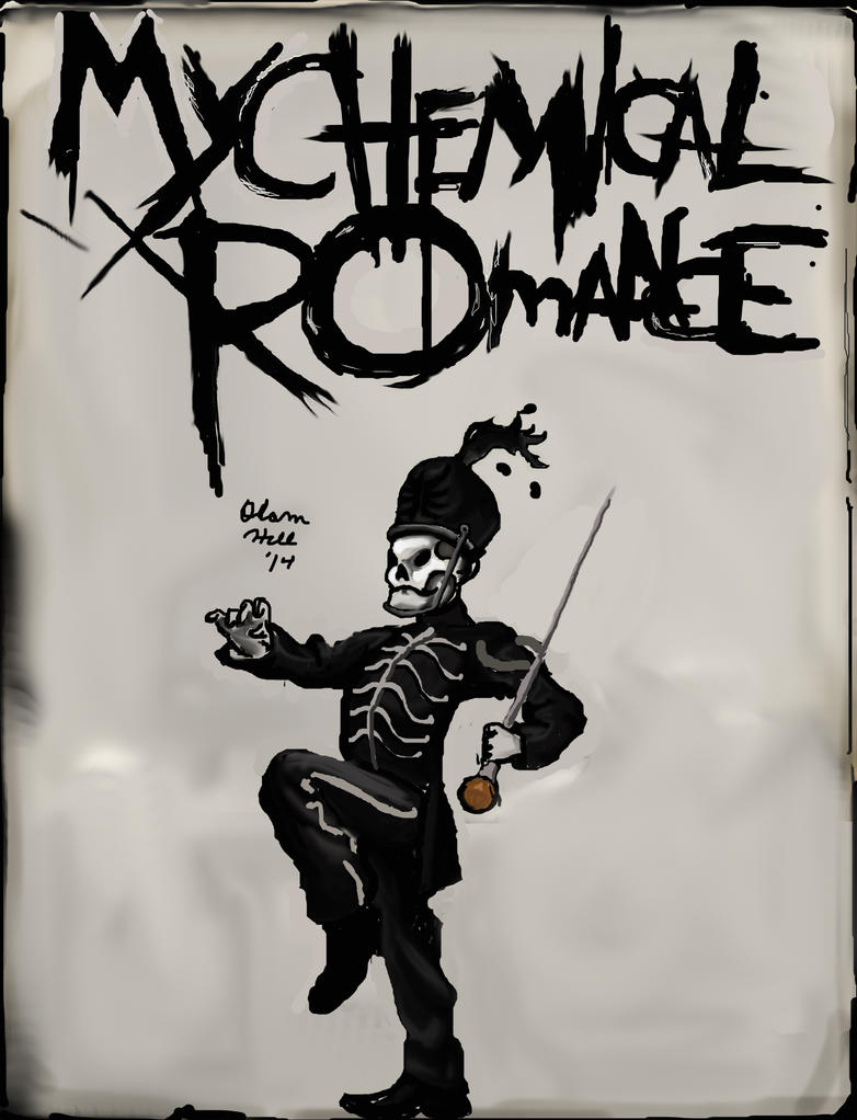 My Chemical Romance Black Parade By Cheeseball3434