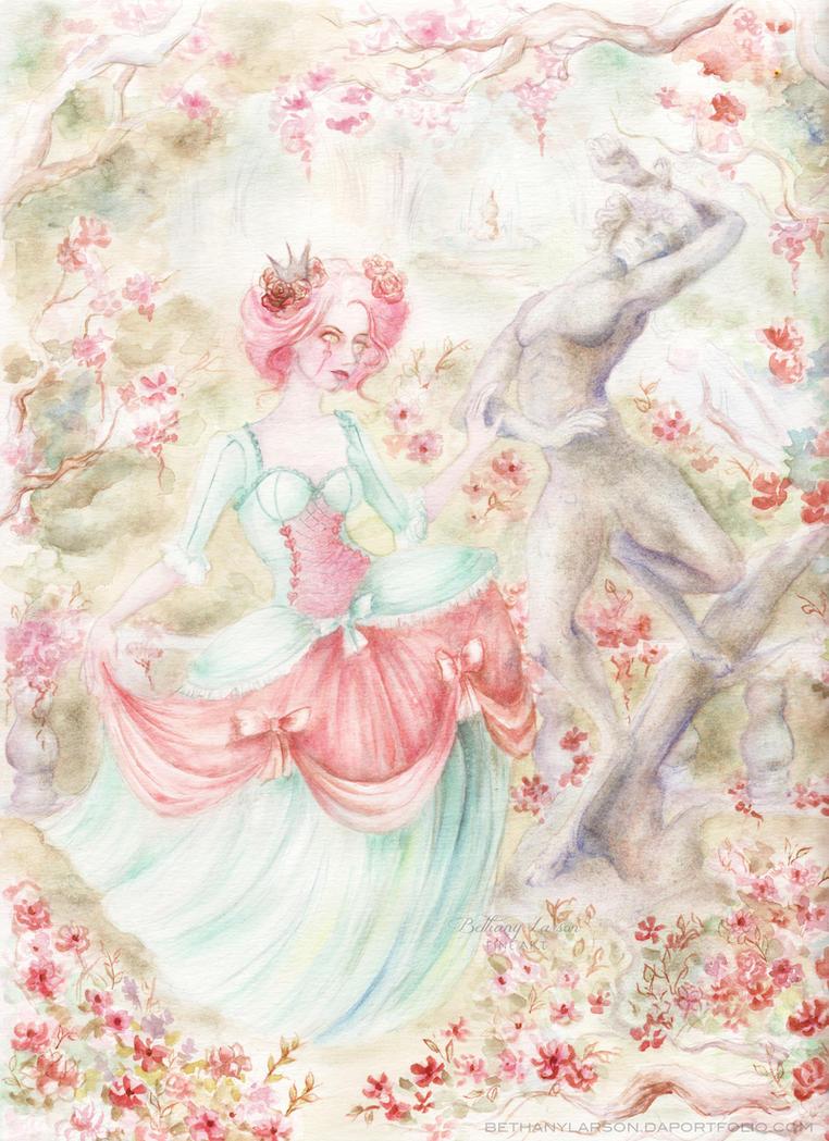 Le Jardin de la Solitaire by BethanyLarson