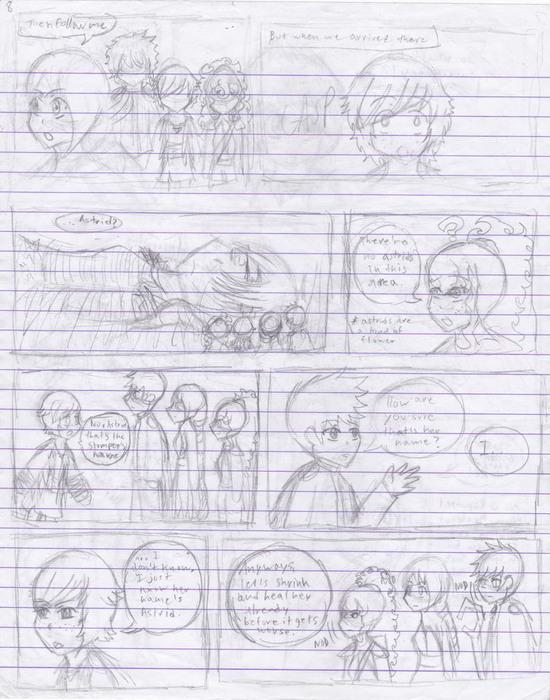 RoTBTD Epic AU Page 8 (WIP) by pokemonlovinggirl