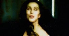 Cher Believe Gif 16 by OperaMorgana