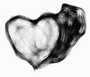 Cancer heart by OperaMorgana