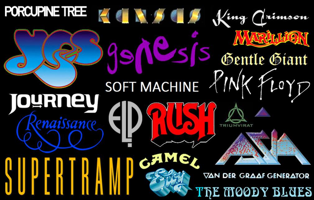 Progressive Rock Bands By Luciano6254 On Deviantart