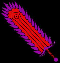 Devastator (Lucanidius's Sword) by luciano6254
