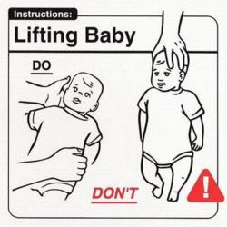 lift babby by presaged