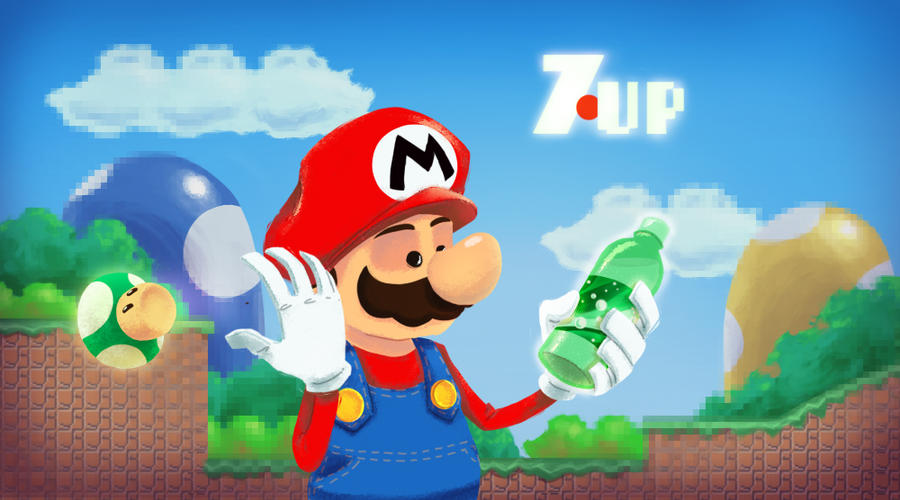 What's better than 1-Up? by Andry-Shango