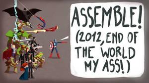 2012 ultimate assemble