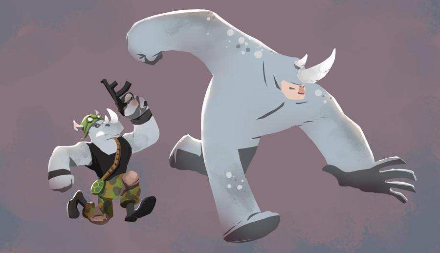 Rhinoplasty by Andry-Shango
