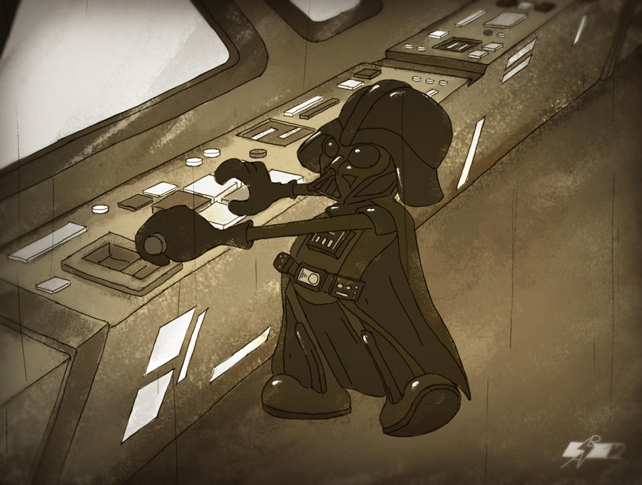 When Disney buys Lucasfilm by Andry-Shango