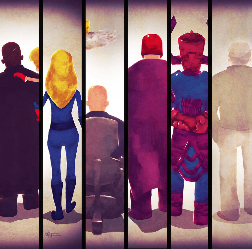 Marvel Families available for purchase