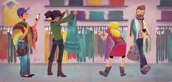Shopping by Andry-Shango