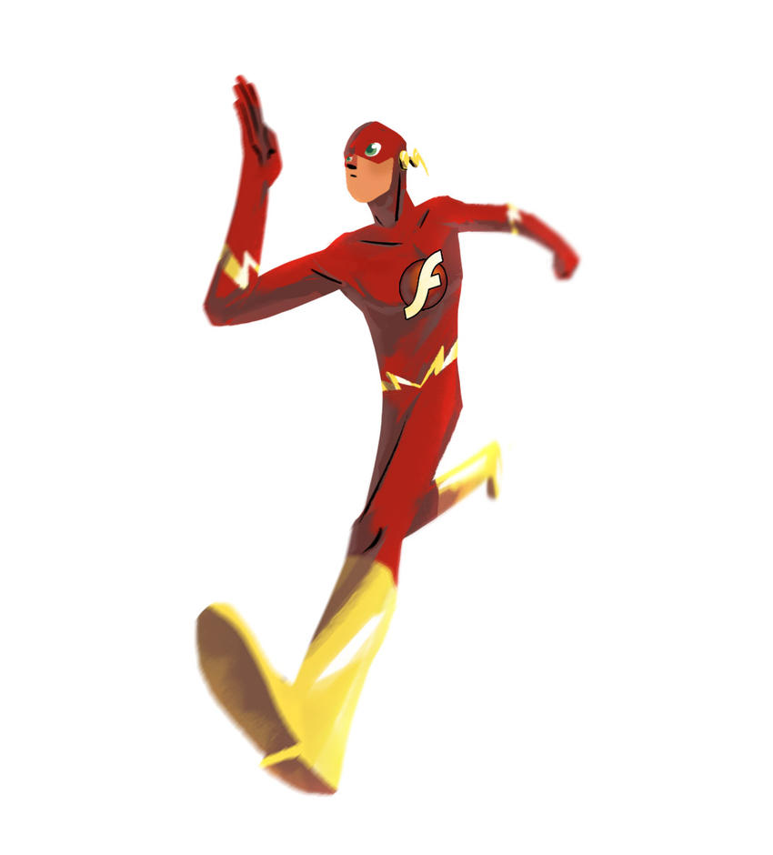 The Flash Player by Andry-Shango