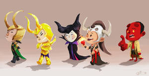 Horns by Andry-Shango