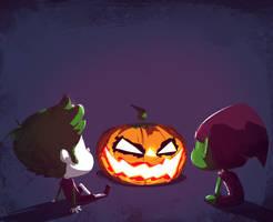 Happy Halloween by Andry-Shango