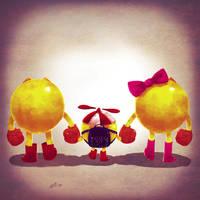 Paku Paku Family by Andry-Shango