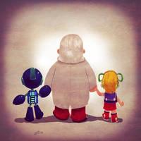 Mega Family by Andry-Shango