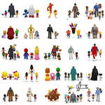 Super Families 2.0 by Andry-Shango