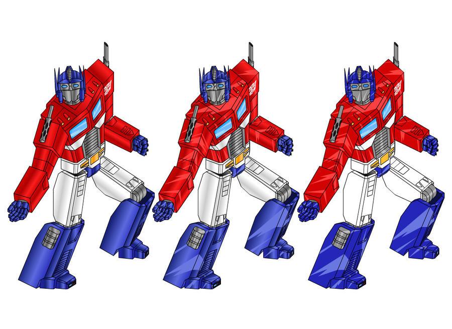 Primes compared