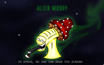Alien Mushy
