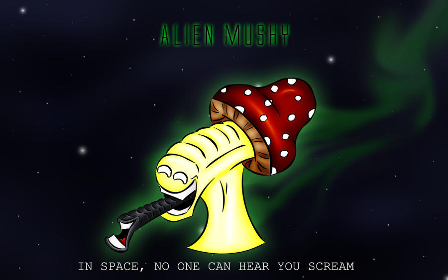 Alien Mushy