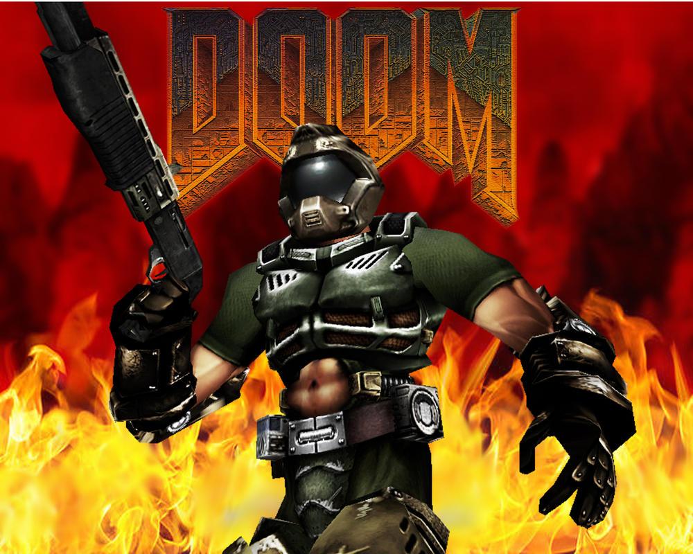 brutal doom wallpaper - photo #27